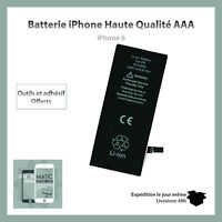 BATTERIE ORIGINAL INTERNE NEUVE  POUR IPHONE 6 0 CYCLE OUTILS & ADHESIF OFFERTS