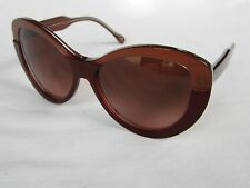 VERA WANG Sunglasses-ROKSANA-Womens-AUBURN- 56/14/135 -ITALY- $329 -100%UV - NEW