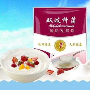 10g Lactobacillus Yogurt Starter 5 Probiotics Make Dessert At Home