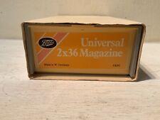 UNIVERSAL 35MM SLIDE MAGAZINES 2X36  STANDARD MAGAZINE By Boots