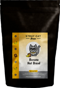 Banana Nut Bread Flavored Coffee (8oz)