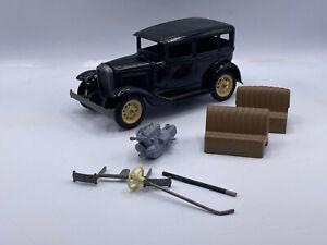 Vintage #2 Hubley Ford Diecast Model Kit Lancaster Pa Pennsylvania Car Parts Lot