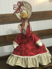 Goose Clothes: Hearts and Doves for The Ones We Love, Goose Outfit by Silly Goos