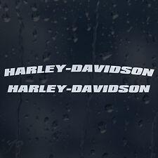 Harley Davidson Motorbike Sign Motor Cycles Car Decal Vinyl Sticker For Bumper