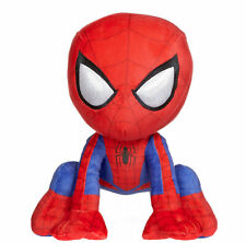 "NEW 12"" SPIDER-MAN FAR FROM HOME CROUCHING SPIDERMAN SOFT PLUSH TOY"