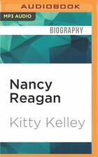 Nancy Reagan : The Unauthorized Biography by Kitty Kelley (2016, MP3 CD,...