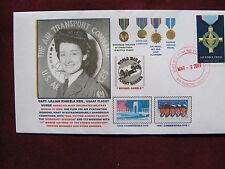 AMERICA'S MOST DECORATED MILITARY WOMAN OF WW-II, USAAF FLIGHT NURSE