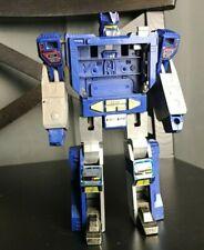 Transformers Soundwave G1 Hasbro 1983 Vintage