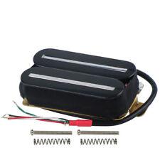 HOT Rail Humbucker Pickup Ceramic High Outputfor Electric Guitar Black