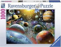 Ravensburger 19858 Planetary Vision 1000 Piece Jigsaw