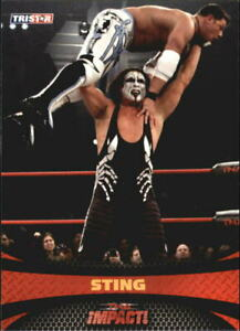 2009 TRISTAR TNA Impact Wrestling Card Pick