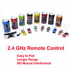 NEW 2.4 GHz Multicolor Coke Can Mini Speed RC Radio Remote Control Toy Car Gift