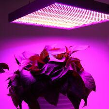 120W 1365LED Lampe Panneau Hydroponie Lumière Elèvent Croissance Plante Blanc