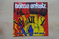"""Böhse Onkelz Autogramme signed CD Booklet """"Wir ham´noch lange nicht genug"""""""