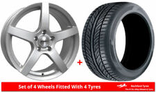 Transit Connect Calibre Aluminium Wheels with Tyres