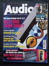 AUDIO 8/96,BONSAI OPTIMAL,EXPOLINEAR T 50,PHONAR MONITOR,TEST 25 CINCH KABEL