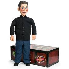 "REAL JEFF DUNHAM ""LITTLE JEFF"" VENTRILOQUIST'S DUMMY/DOLL and TEACHING DVD +BOOK"