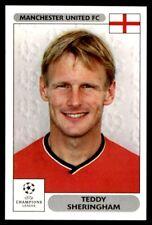 Panini Champions League 2000/2001 - Teddy Sheringham Manchester United FC No.265