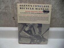 Schwinn Stingray Fastback Krate + more Glenn's Bicycle Repair Manual Hard Cover