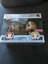FUNKO POP TITANIC ROSE AND JACK 2 PACK EXCLUSIVE VINYL FIGURE SET