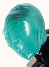 Baggy Latex Hood / Rubber Breathing Mask MK1