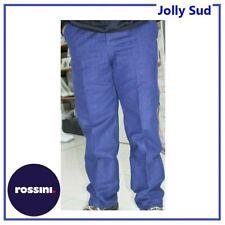 Pantaloni da Lavoro Invernali Uomo in Fustagno Interno Esterno di Stile Classico