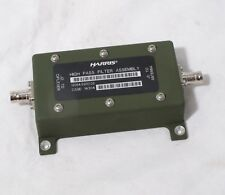 Harris RF High Pass Filter Assembly 12064-5200-02 Passes > 26MHz
