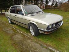 BMW E28 525e /A 1986 Eta Automatik mit Tempomat