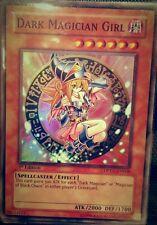 Dark Magician Girl - DPYG-EN008 - Super Rare PL Duelist Pack Yugi Yugioh