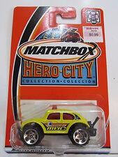 MATCHBOX HERO-CITY VOLKSWAGEN BEETLE 4X4