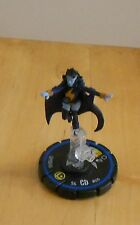 HERO CLIX - DC  COLLATERAL DAMAGE - UMBRA  - FIGURE  #35 - NO CARD  ROOKIE