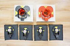 Omni Total Station Robotic Back Site Prism for Trimble Topcon Sokkia Leica