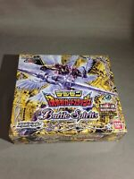 30334 CB07 Battle Spirits Digimon Settle it! Card Slash!  Booster 30Pack BOX