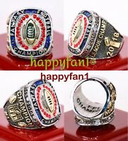 NEW 2018 FANTASY Football CHAMPIONSHIP RING Trophy Winner Size 8-15 New Men
