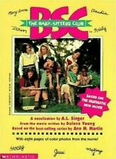 Babysitters Club the Movie: Novelty Book - Keepsake Edition (Hippo),Scholastic