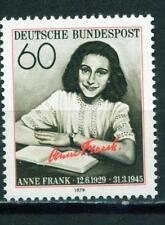 Germany Netherlands WW2 Anna Frank Nazi Camp Deportation in 1944 MNH