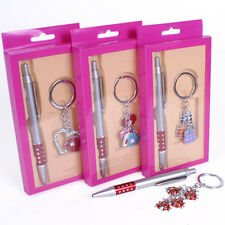 PEN AND KEYRING GIFT SET