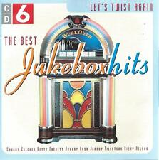 CD album - THE BEST JUKEBOX HITS - 6 - DUYBS JOHNNY CASH RICHIE VALENS