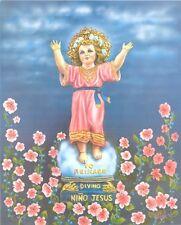 16 X 20 INCH ART PRINT POSTER INFANT SAVIOR RELIGIOUS