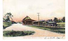 New York City Whitestone Landing Long Island Railroad Station, Queens Li, Nyc