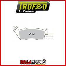 225100870 Honda Fmx 650-2005 Coppia Pasticche Freno Anteriore RMS
