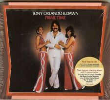 TONY ORLANDO & DAWN - PRIME TIME - CD - NEW - SEALED - 17 TRACKS