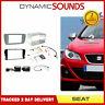 CTKST03 Double Din Fascia Steering Antenna Fitting Kit For Seat Ibiza 2008-2014