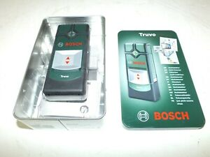 Bosch Ortungsgerät Truvo für Metall & stromführende Leitungen in 70/50 mm Er
