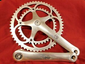 Campagnolo C-Record Crank Set 53/39 x 172.5 x 135 mm BCD w/ 7 mm Self Extractor