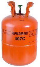 Refrigerant R-407C 25 Pound Jug (R-22 Replacement)
