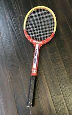 Vintage Wilson Tennis Raquett/Jimmy Connor American Star