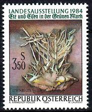 1773 postfrisch Österreich Jahrgang 1984 Erz Eisen Mineral Metall Bergbau Zeche