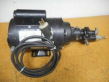 A.O. SMITH C56B11C28 Ser 2E00 AC Motor 3/4HP Type C 1725RPM 115/230V 1PH 60Hz