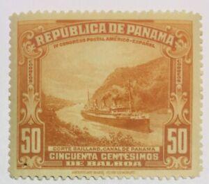 1936 Panama Scott # 286 - 50 centisimos